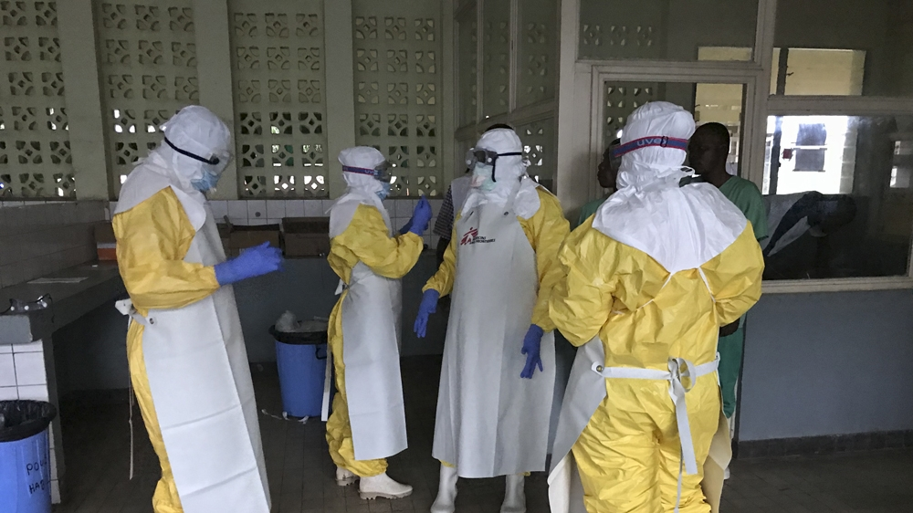 Uganda and DR Congo Ebola outbreak, Death toll rising.