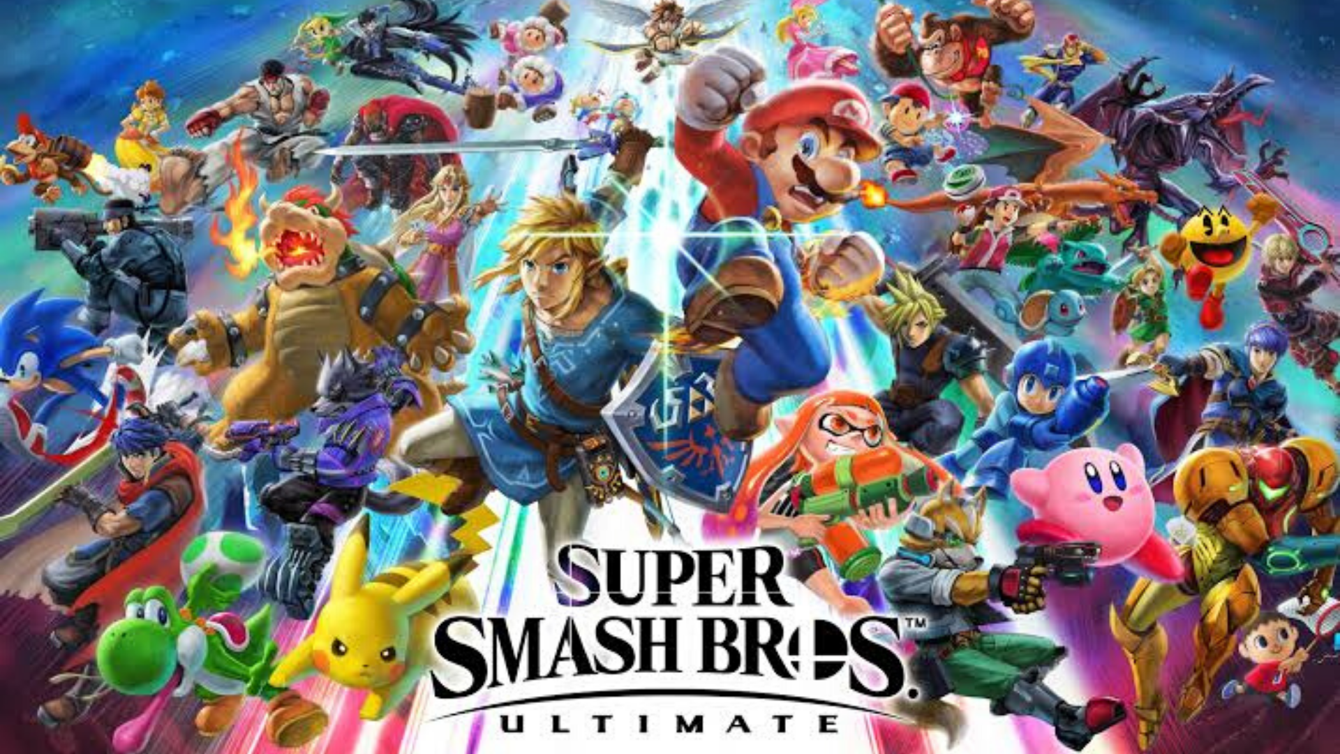 Super Smash Bros. Ultimate has won the Nintendo Game of The Year