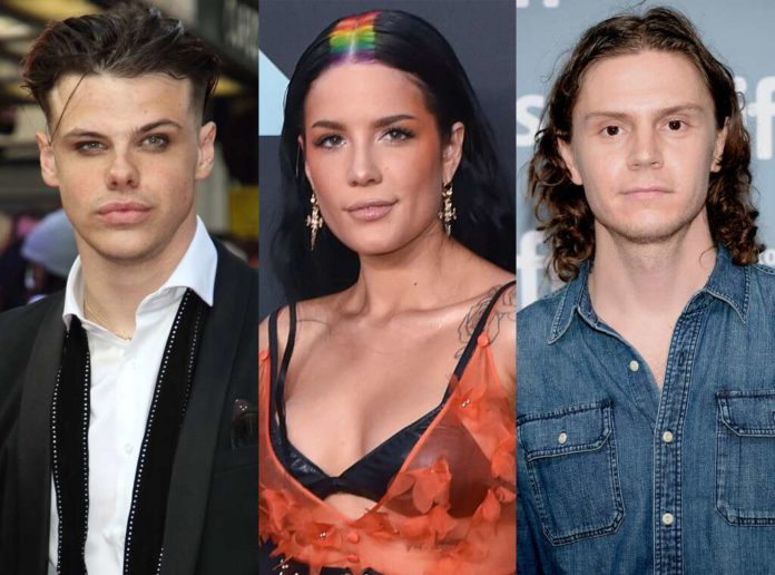 Yungblud Reaction To Halsey and Evan Peters dating Rumours- Here's what happened