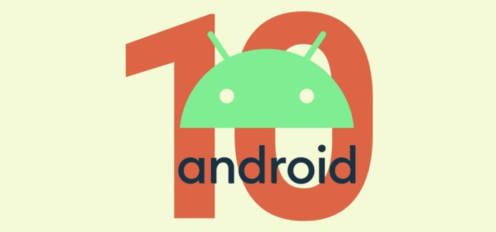 Android 10 :