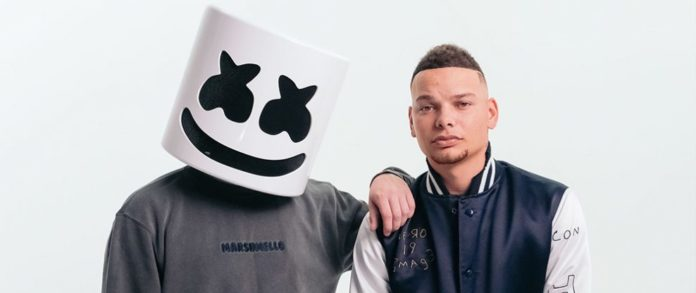 Marshmello And Kane Brown team up For A VR Concert, Details Inside