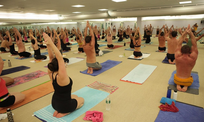 Studies suggests : Hot yoga can solve blood pressure issues