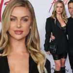 Lala Kent Shows Off Her Sparkly Blazer Dress
