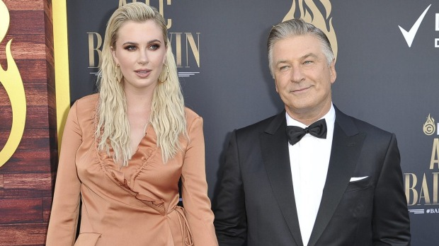 Ireland Baldwin Gets Back at Dad Over That infamous Voicemail