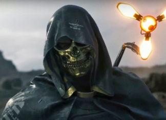 Released : New Death Stranding Trailer revealing Key Arts