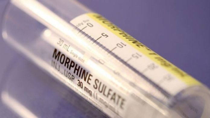 Ex-hospice nurse arrested accused of taking morphine intended for dying vets