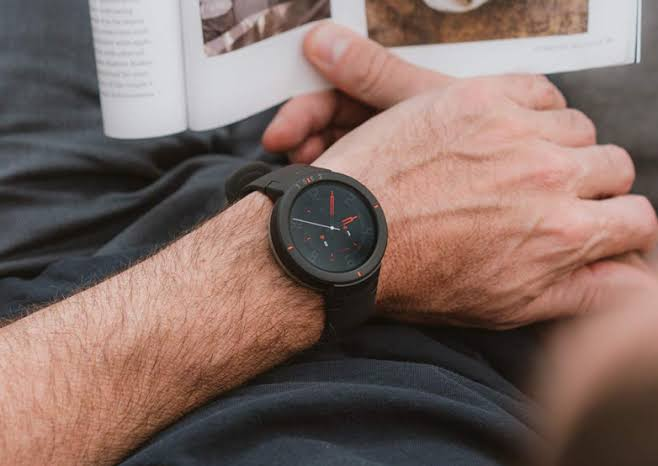 This terrefic new smartwatch has Alexa and a battery life that lasts for a week for half the price of an Apple Watch