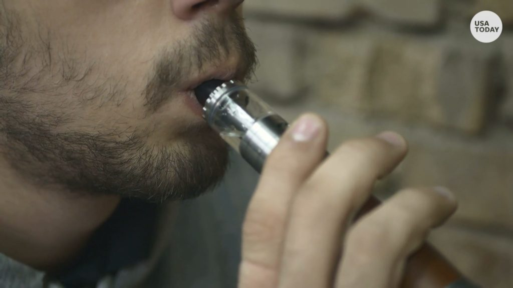 Over 1,000 sickened with vaping-related illnesses, CDC says