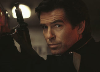 Pierce Brosnan supports a female actor taking the role of James Bond