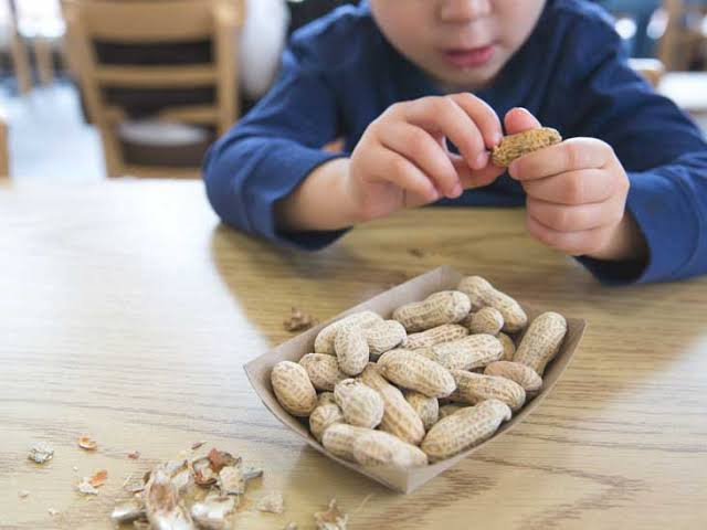 Treatment for kids suffering with peanut allergy by Health Experts