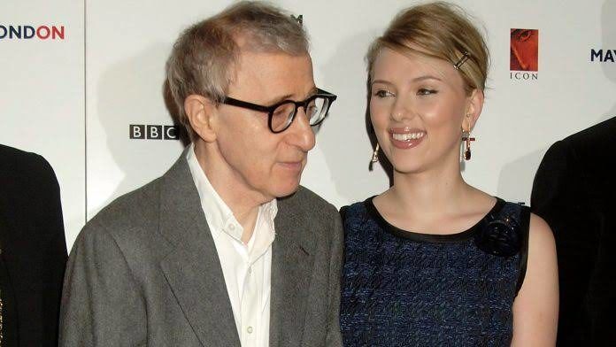 Scarlett Johansson Steps Up To support Woody Allen after Harassment Allegations Against The Director