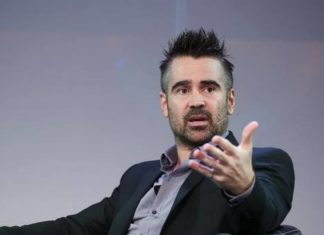 Colin Farrel To Produce A Galway Based Thriller 'The Break'?
