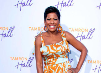 Tamron Hall return to TV and is ready to talk with America
