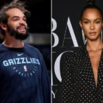 Model Lais Ribeiro engaged to NBA player Joakim Noah.