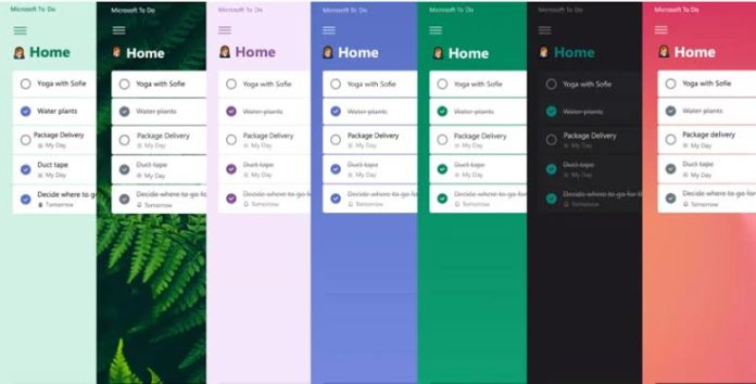 Microsoft is making some huge tweaks to its To-Do application this week, with a sun design that involves more customization options and another name from To-Do to simply To Do.