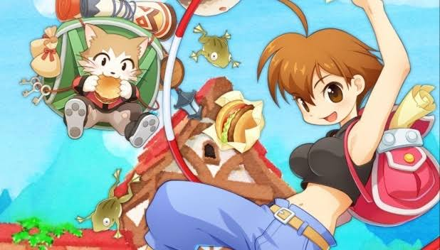 New Umihara Kawase announced for PS4 and Ninetendo Switch