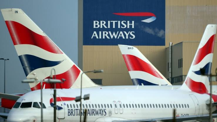 Almost all flights grounded due to pilots' strike says British Airways