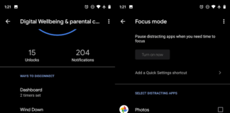 Google's new Android Focus Mode is here to break your app addiction