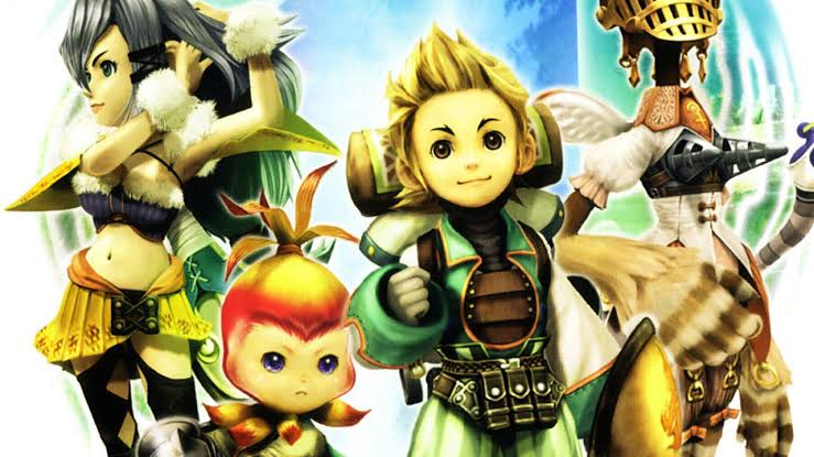 Final Fantasy Crystal Chronicles Remastered Finally Releasing in 2020