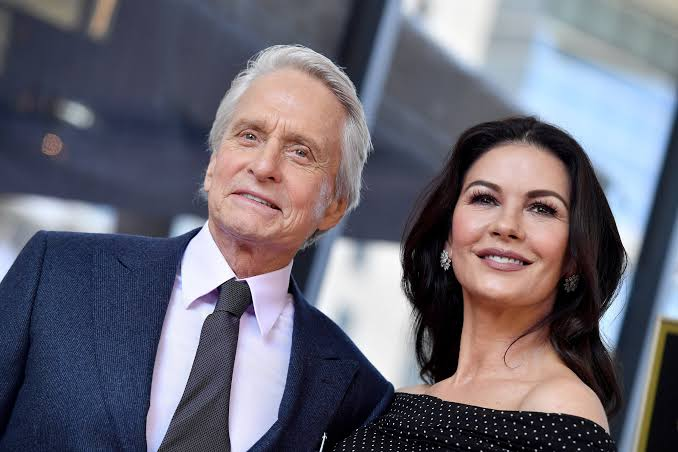 Michael Douglas admits wife Catherine Zeta-Jones still gives him butterflies after so many years of their marriage