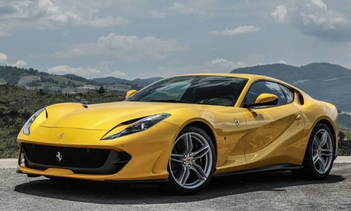 Ferrari 812 Superfast Spider leaked