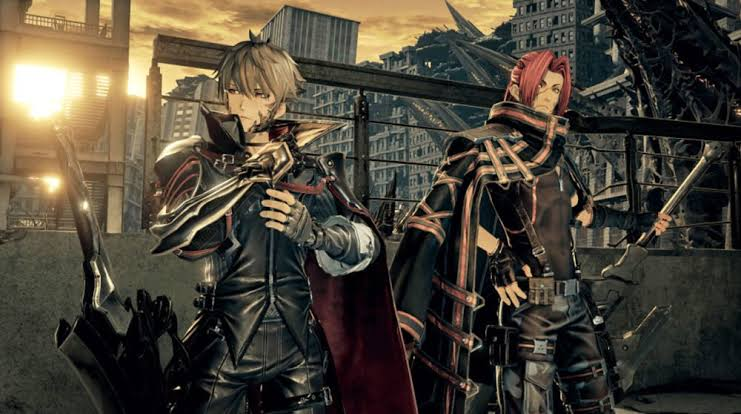 Code Vein plus released screenshots of Prometheus Blood Code in action