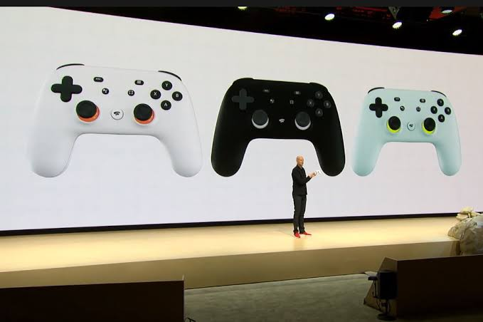 Google Stadia: Looks and Feels Good