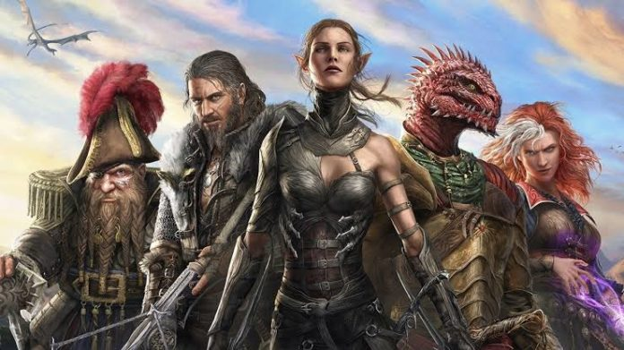 DIVINITY: ORIGINAL SIN 2 DEFINITIVE EDITION SURPRISE LAUNCHES ON SWITCH TODAY