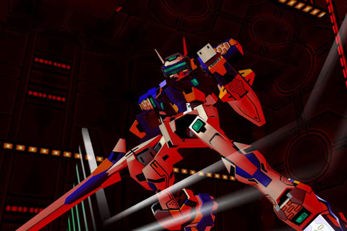 Virtual On Masterpiece' : New Collection Is Coming This November To The PlayStation 4