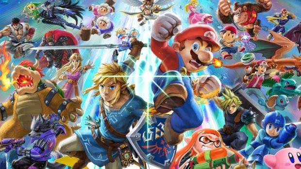 Super Smash Bros: Ultimate' New DLC Fighter to Reveal soon?