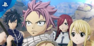 'Fairy Tail' (ALL) Announced - Trailer Revealed