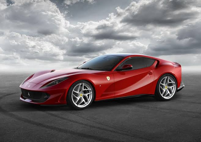 Ferrari's new 812 GTS is the world's most venomous 'spider'