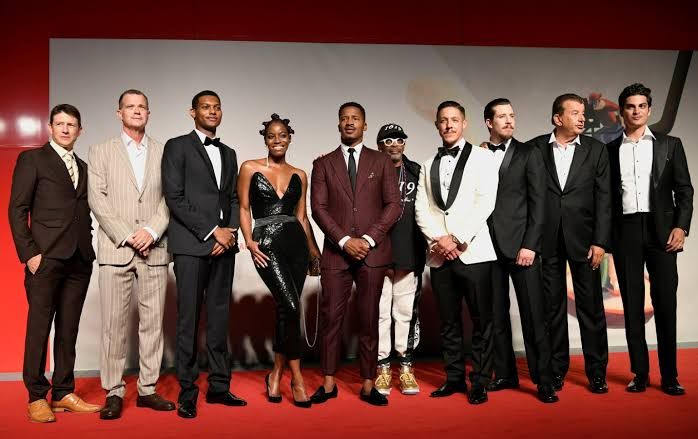 Controversial Black Lives Matter film hailed at the Venice