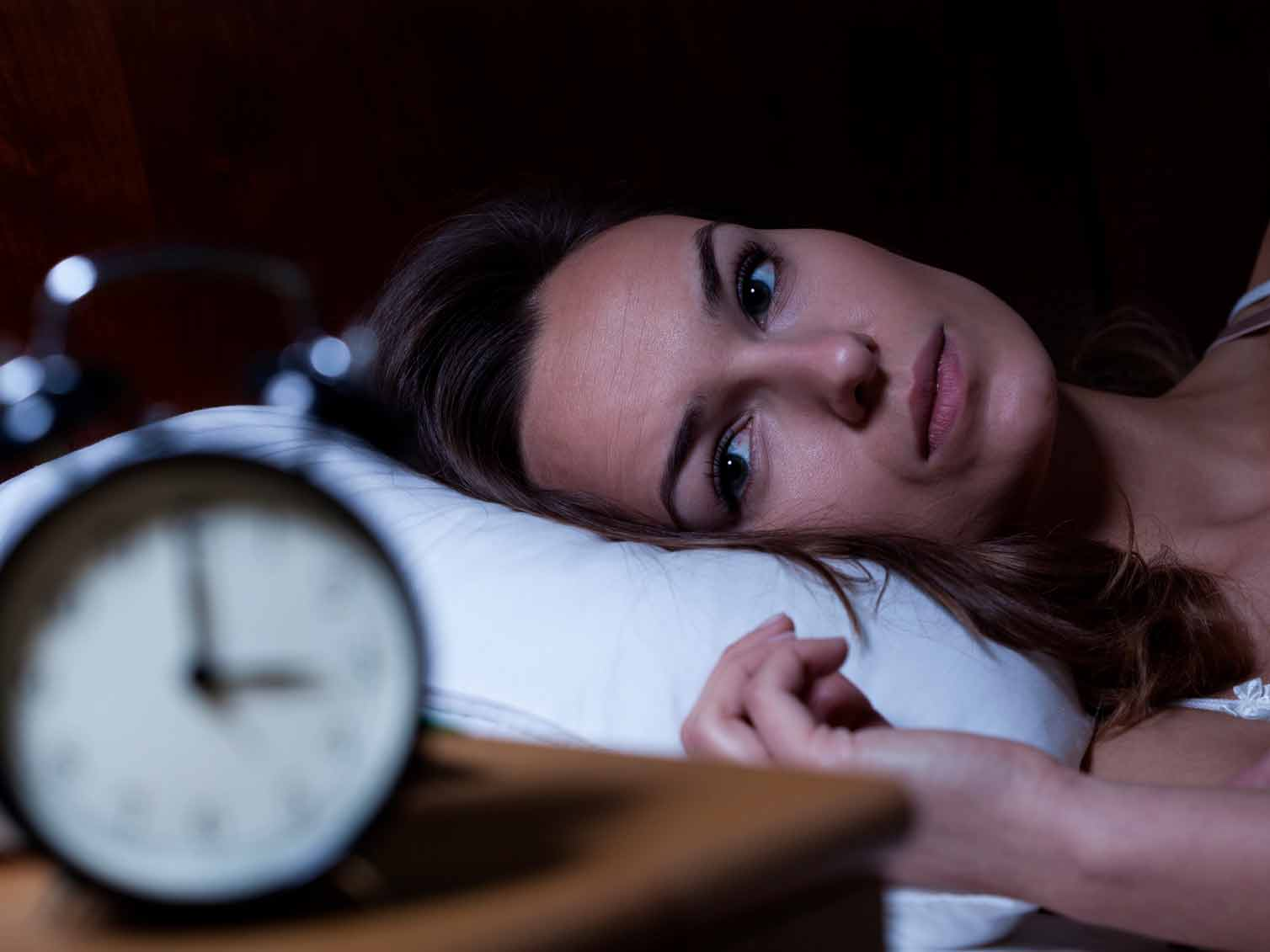 Chronic insomnia can be cured in cancer survivors with a basic sleep education class- Here's the Theory