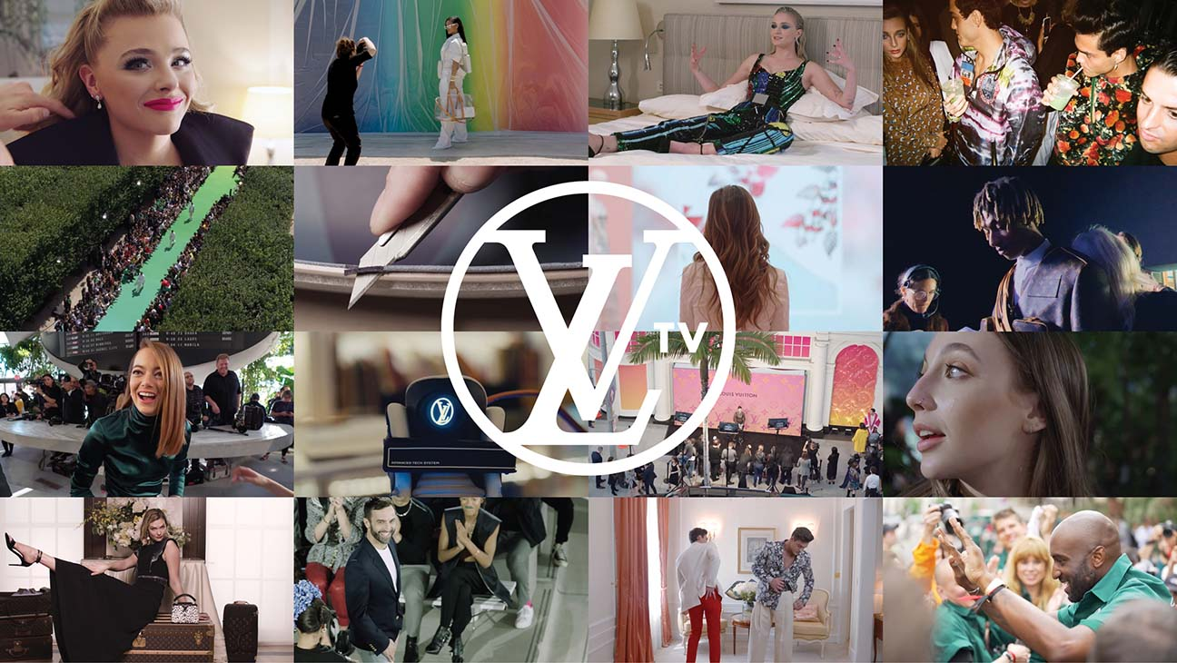 Louis Vuitton Debuts LVTV YouTube Entertainment Platform- Here's the Exclusive information