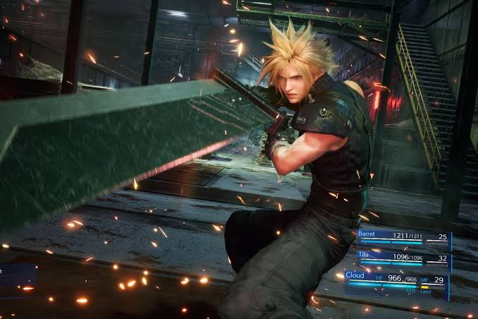 Final Fantasy 7 Remake will have a turn-based 'Classic Mode'