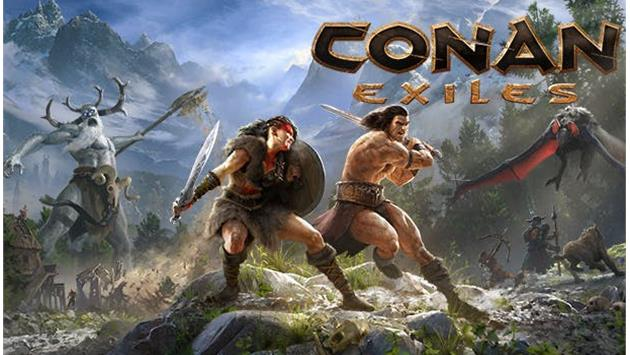 FUNCOM's : Conan Exiles and Conan Unconquered are free to play on Steam this weekend