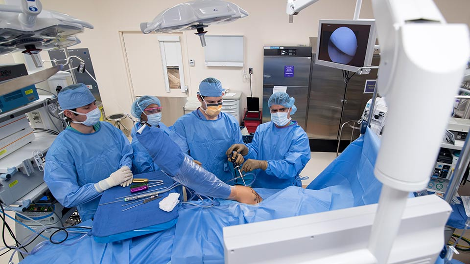NYU Langone: performing first-ever foot and ankle arthroscopic procedure with new camera system; Here's all details of it