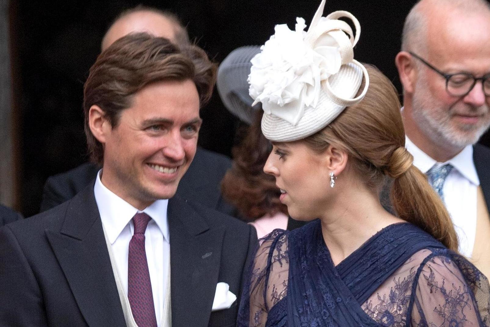 UK's Princess Beatrice engaged to real estate entrepreneur Edoardo Mapelli Mozzi jpg