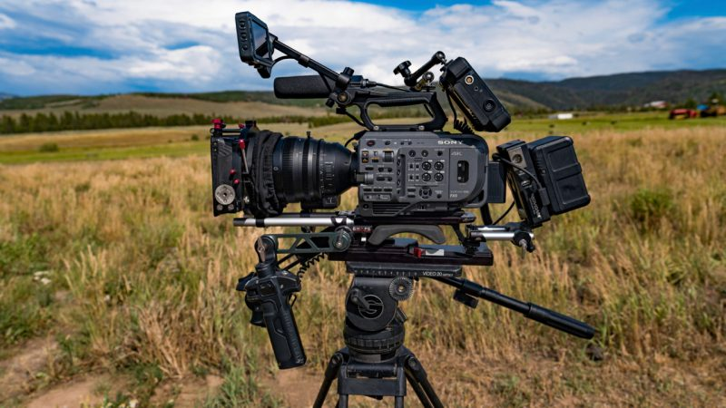 Sony: Announced FX9 6K Full-frame HDR camcorder, Full specs and features inside