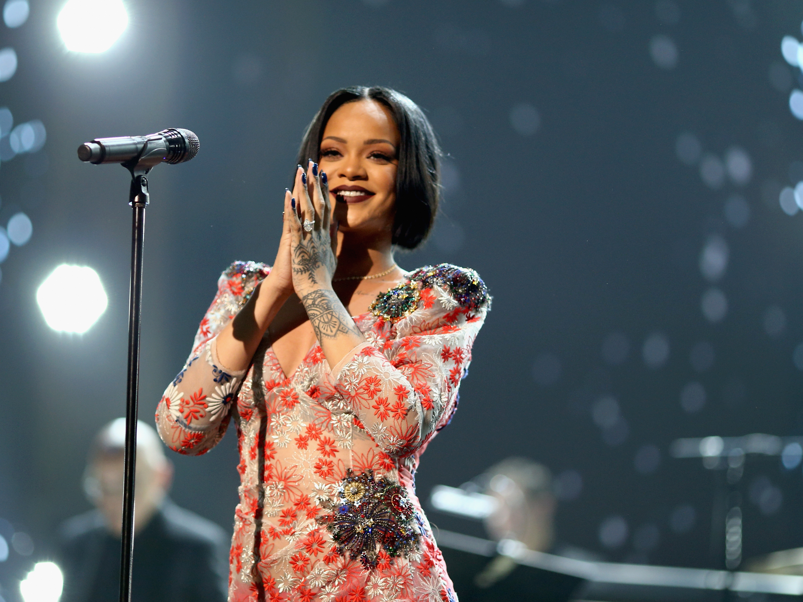 Reason Behind Rihanna's Collaboration Wish List being Full of Girl Power