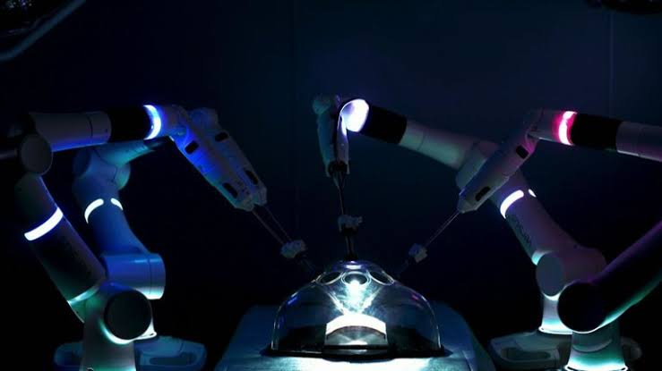 Robotic surgeons are all set to spark 'revolution in healthcare'