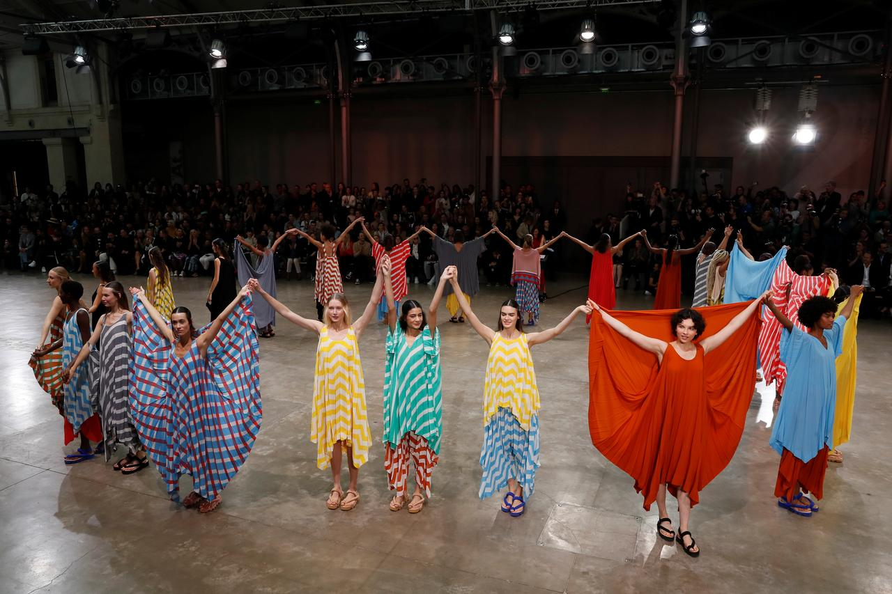 Issey Miyake's New designer ready to catwalk for Paris show- Here's the Details