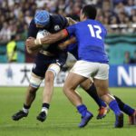 Scotland v/s Samoa- Ritchie gets run in new back-row for the match- Details inside