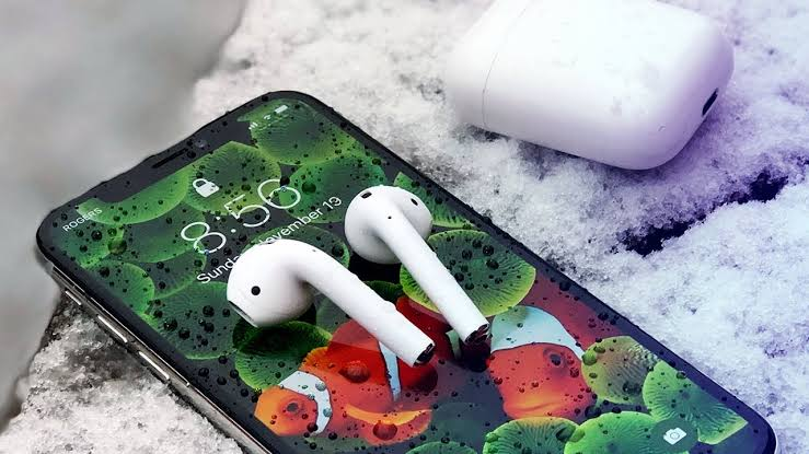 Leaked images of apple AirPods 3 charging caseLeaked images of apple AirPods 3 charging case