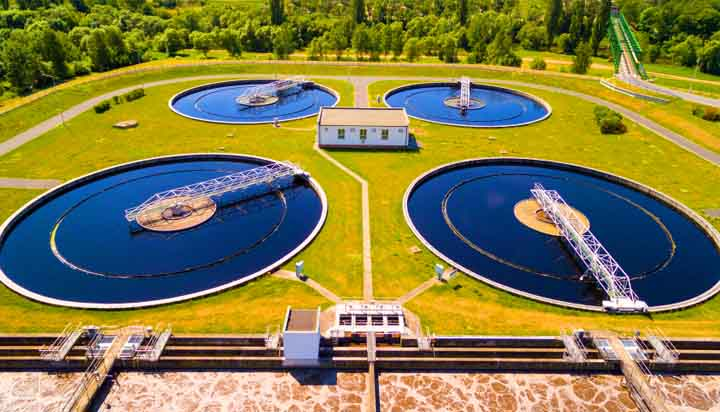World-first project to turn biogas from sewage into renewable hydrogen and graphite