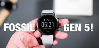 Fossil Gen 5 smartwatch: Full specs and review