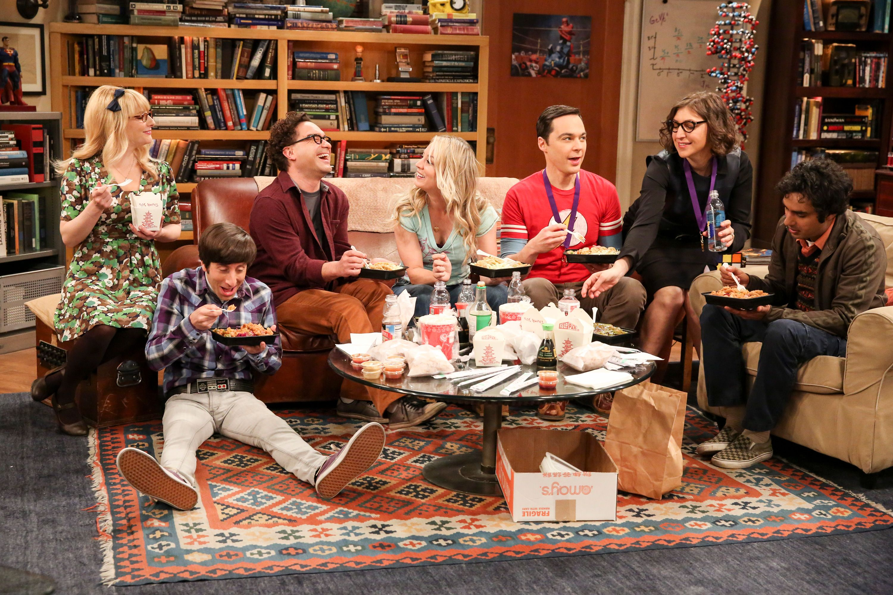 Big Bang Theory Reunion
