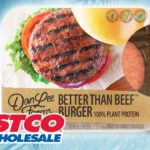 'BETTER THAN BEEF' VEGAN BURGERS ARE AVAILABLE NOW AT COSTCO
