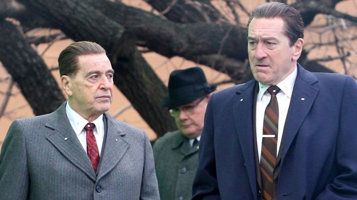 Netflix's 'The Irishman' - Full cast Revealed starring Robert De Niro, Al Pacino and more